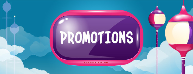 Sparkly Promotions